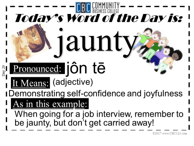 Jaunty_CBC123_Word_of_The_Day