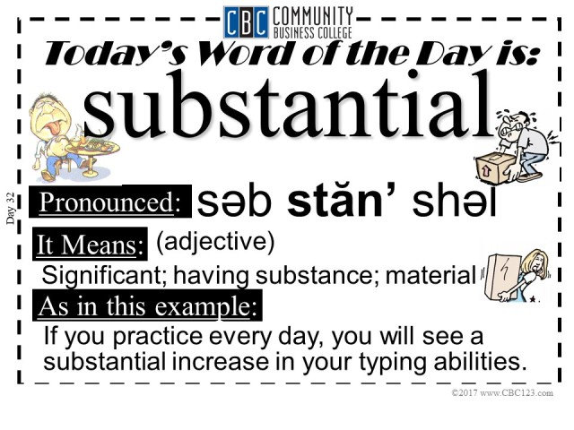 Substantial_CBC123_Word_of_The_Day