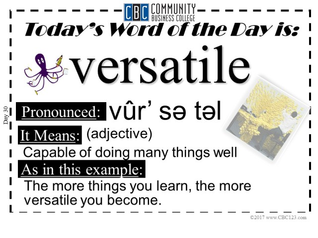 Versatile_CBC123_Word_of_The_Day